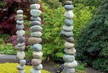 Gardening, garden art / Gardens, plants, garden art,  / by Robin Maddox