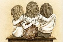 {little.girls} / by Clarissa Stagg