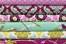 Fabulous Fabrics / by Cindy O'Neal