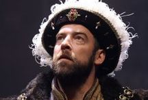 Henry VIII / To celebrate William Shakespeare's 450th birthday, we are sharing images and quotes from all 38 of his plays throughout April. Interested in reading the plays for free online in a searchable, mobile-friendly format? Go to folgerdigitaltexts.org  / by Folger Shakespeare Library