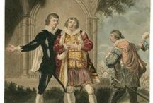 King John / To celebrate William Shakespeare's 450th birthday, we are sharing images and quotes from all 38 of his plays throughout April. Interested in reading the plays for free online in a searchable, mobile-friendly format? Go to folgerdigitaltexts.org  / by Folger Shakespeare Library