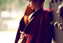 Women  / Women apparel, jewels, interests, ... / by Gaëlle LEFEBVRE