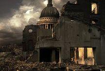 Inspiration - Dystopian / NA & YA Dystopia Inspiration / by Hannah M.