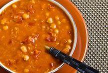 Dinner: Crockpot Soups / by Jenna T.