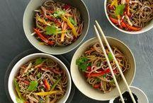 Dinner: Asian-inspired / by Jenna T.