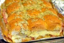 Recipes to Try Someday / by Dawn Bidasio