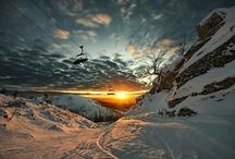 Ski culture / Park, Pipe, Powder, & lifestyle. sciare, Ski fahren, лыжах, åka skidor, skier, esquiar, slēpot, skíði, lyžovat, skiën, 滑雪板, スキー, skis / by Evan Porges
