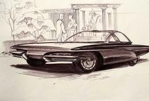 Automotive Rendering / by Graeme MacDonald