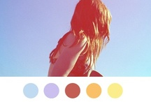 color combos / Color combinations that inspire my art / by Children Inspire Design