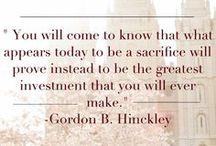 *words of wisdom* / by Emmy Harris
