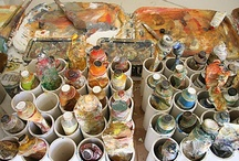 Studio / by Hannah Cooke