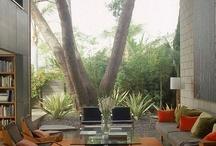 indoor/outdoor living / love living outside / by Children Inspire Design