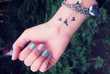 Tattoos  / by Jayda Thomas