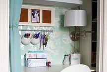 my closet redo / by Jayda Thomas