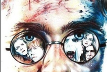 ....HarryPotter / by Jessica McMahon
