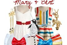 Disney dress up / Every day dress up attire inspired by favorite characters and stories  / by Tiffinie Mae