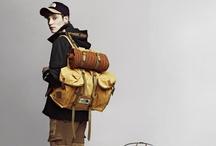 Rucksacks & Bags / And sleeves. And more.  / by bert pieters