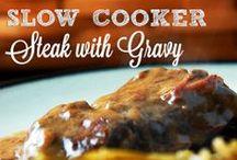 Recipes - Crockpot / by Mindy Starnes