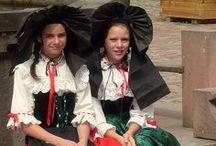European Costumes / by Marjatta Lamminen