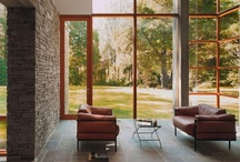 Living Rooms - Contemporary / by Gillian Gillies