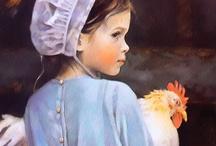 Amish Friends / by Gloria McDermott