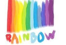 Just Rainbow Colors... / by Gloria McDermott