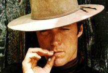 Clint Eastwood / by Gloria McDermott