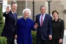 The Bush Family / by Gloria McDermott