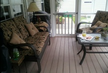 Screened porches and decks / by Annette Barger