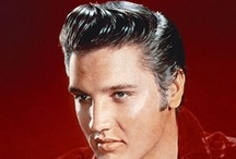 Elvis / I grew up watching his movies. Love his music. / by Judith Margiotta