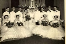 Brides Past and Present / Who Doesn't Love a Bride? / by Judith Margiotta
