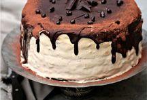 Cakes • Pastels / by Heidie Clare