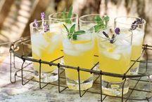 Drinks • Bebidas / by Heidie Clare