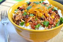 Slow Cooked Meals • Freezer Meals / by Heidie Clare
