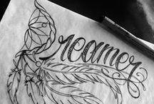 piercings/tattoos :) / by Renee Kilbourne