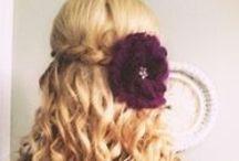 hair/make-up / by Renee Kilbourne