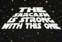 Sarcasm / by Jen Win