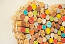 Oh Whine, How I Love Thee / Wine & corks / by Brandy Mirly