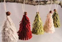 Felt Christmas • Creations / by Heidie Clare