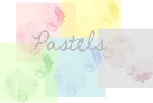 Color Pastels - Pastel!!! / by Tita Martinez