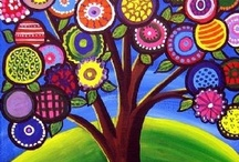 Trees of Art / by Brandy Mirly