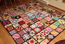 Farmer's Daughter quilt / by Brandy Mirly