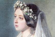 19th century wedding ideas / by Heidi Hollister