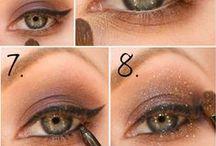 Make-up / by Lori-Ann Peach