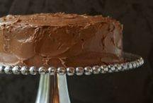 Cakes / by Lori-Ann Peach