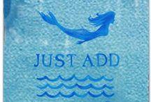 just swim  / by Rebekah Johnson