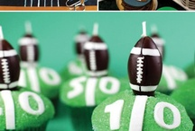 Football / football, superbowl and tailgates / by Melissa Teed