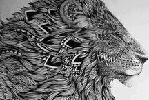 tattoos / by Carley Miller