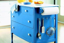 Upcycled Furniture / by Frugal Decorating Diva