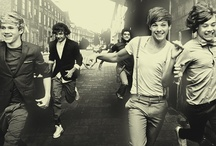 One Direction <3 / by Lindsay Campbell